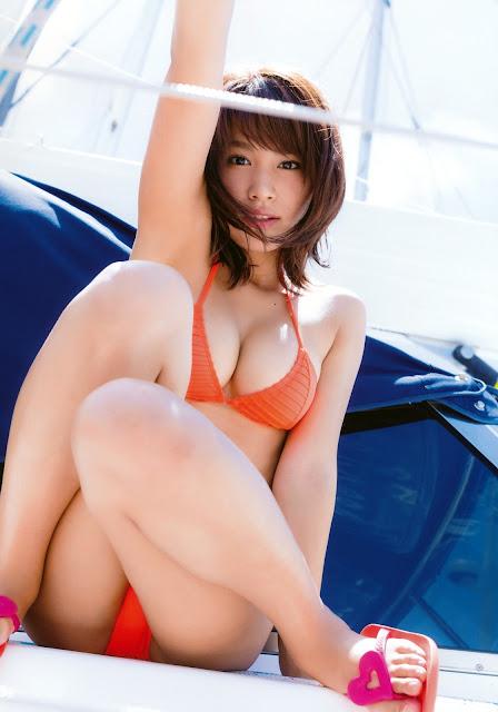 Ikumi Hisamatsu 久松郁実 La iku Photobook 15