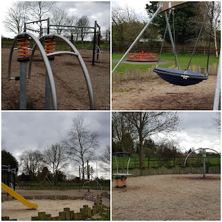 Parks and Playgrounds in Northamptonshire - Elliott Park