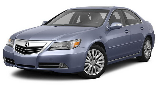 2011 Acura RL Prices, Reviews and Pictures