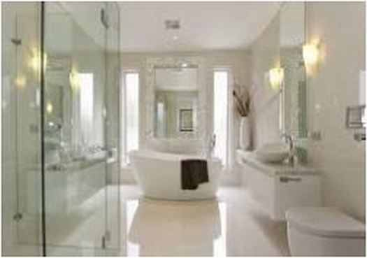 Simple and Elegant Guest Bathroom Ideas