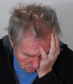 Penderita Alzheimer
