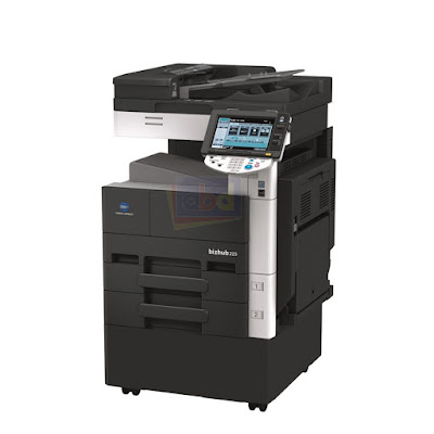 yous postulate a document solution that works every bit difficult every bit yous produce Konica Minolta Bizhub 283 Driver Downloads
