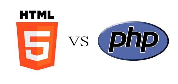 Perbedaan HTML dan PHP