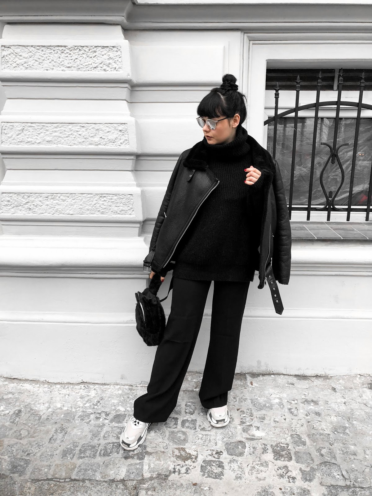 a1f5af934c5 Pants Ootd Zara Willow Girl The It Balenciaga Black Long Sneakers ZXZqwr
