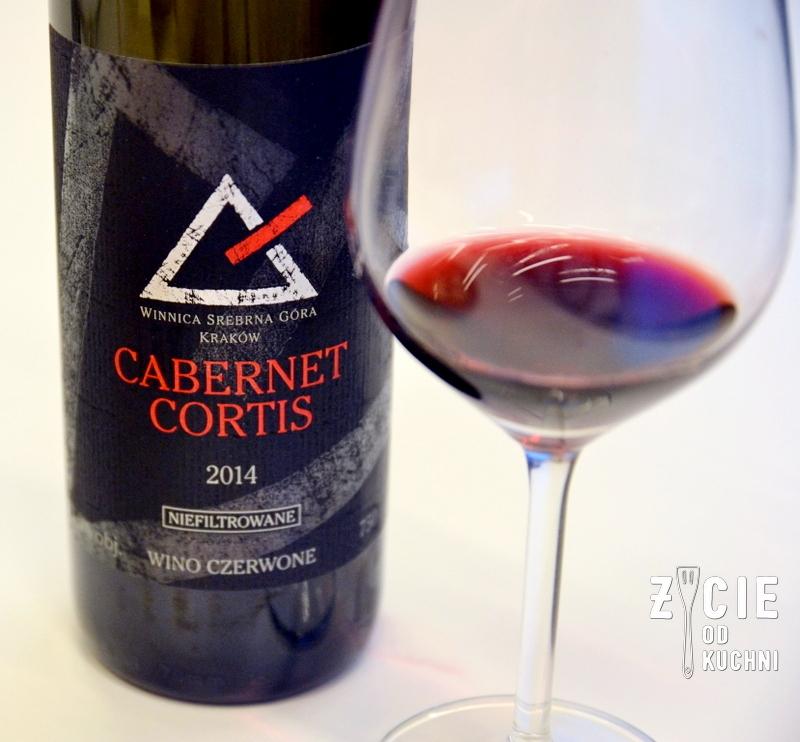 cabernet cortis 2014, winnica srebrna gora, polskie wino, najlepsze polskie wina, terra madre, terra madre slow food festiwal, blog, zycie od kuchni