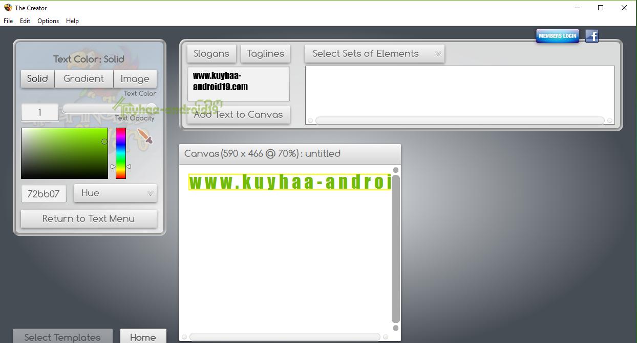 Laughingbird Software The Logo Creator