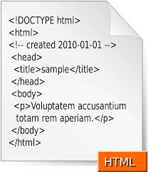 Script HTML membuat website