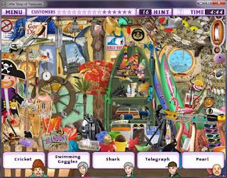 game ringan untuk pc little shop treasure 2