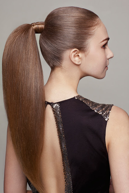 Take after These 3 Stages for a perfect ponytail Each Time