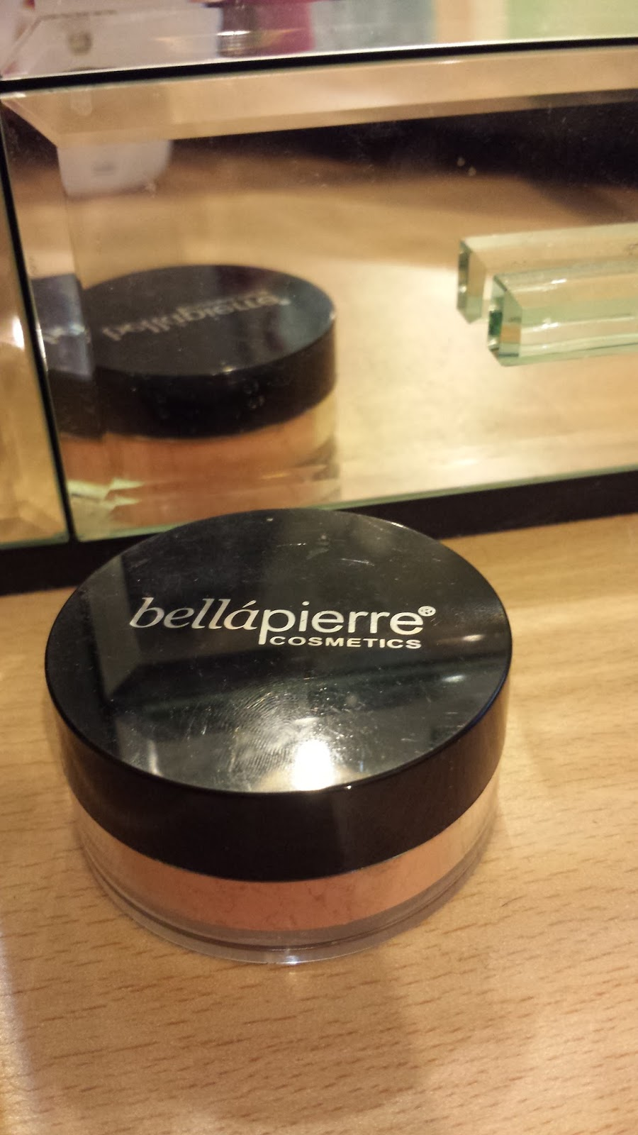 bella pierre mineral blusher review