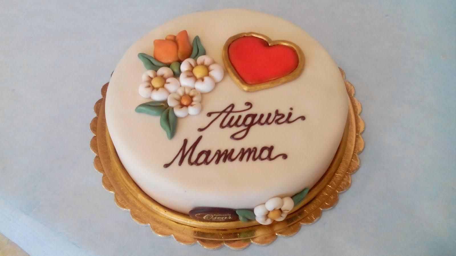 Preferenza Pasticceria Bergamo Oscar Blog: Torta festa della mamma. WG04