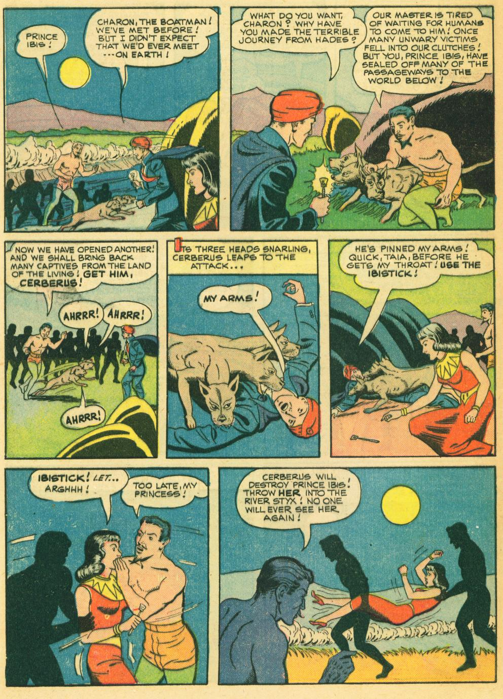 WHIZ Comics issue 119 - Page 48