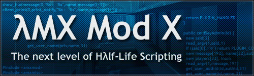 Base de addons AMX Mod X 5234 (Windows e Linux), base counter strike cs 1.6