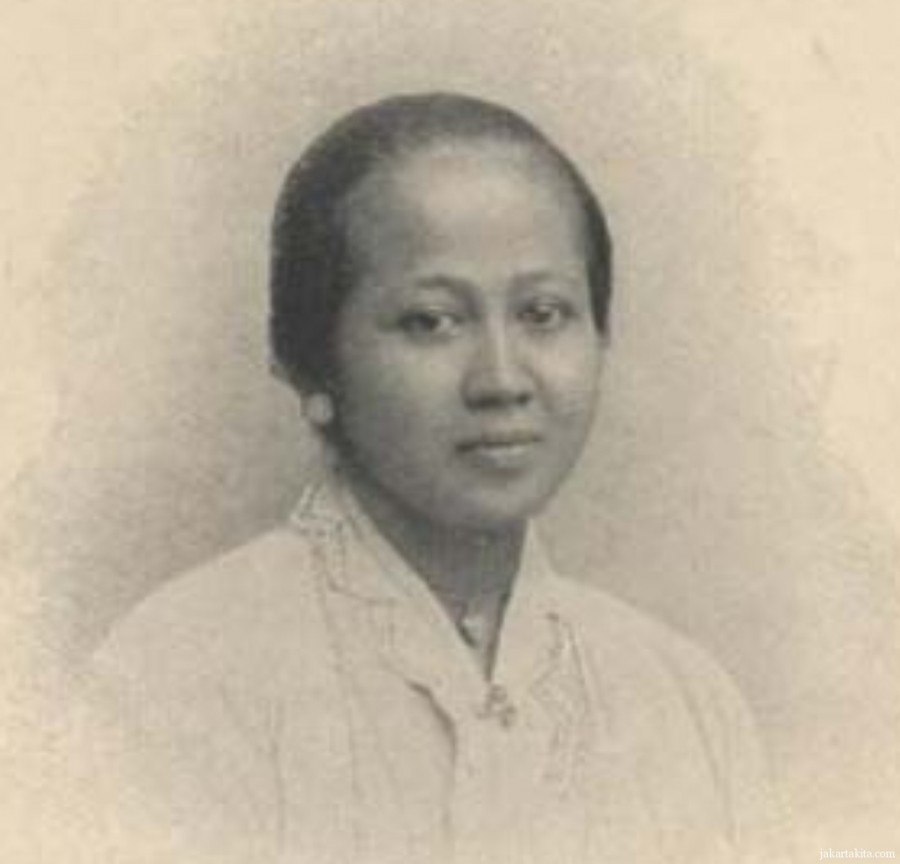 Opening and recalling RA Kartini in the history books of Indonesia