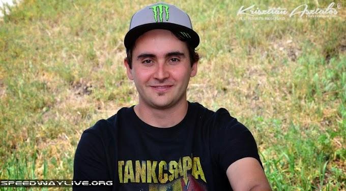 Martin Vaculik a bajnok -Tabaka negyedik helyen végzett