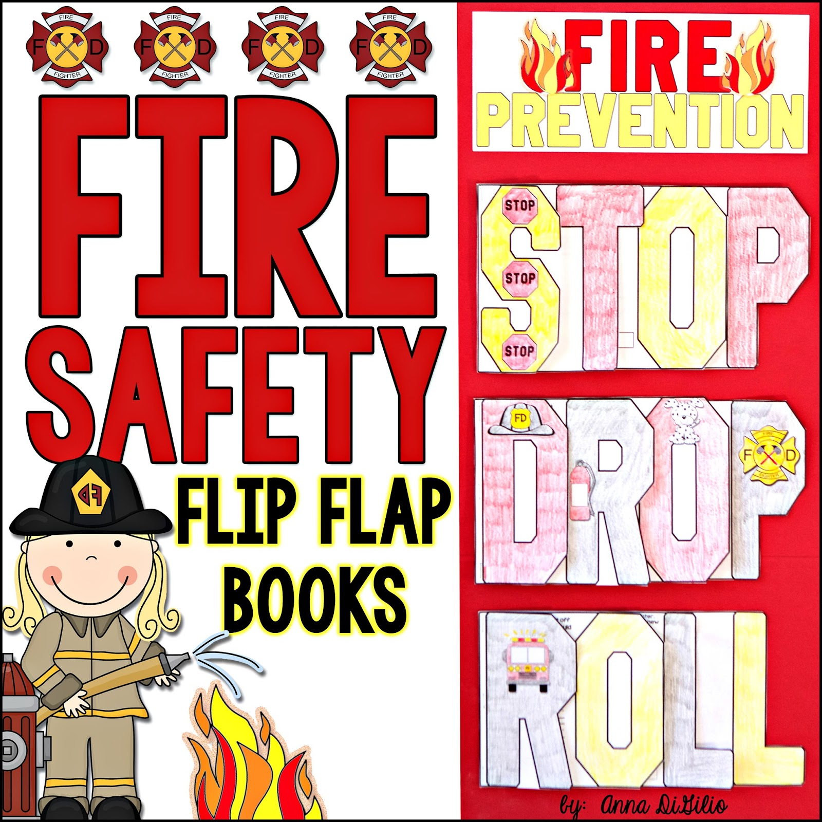 Simply Skilled In Second Fire Prevention Week
