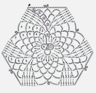 World crochet: My works 62