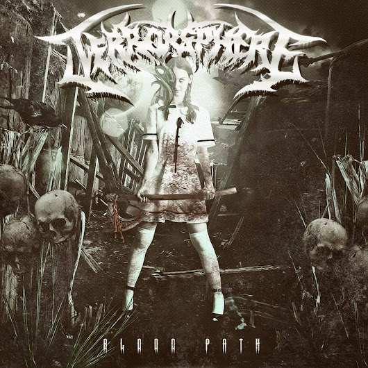 TERRORSPHERE: Blood Path (EP, 2016)