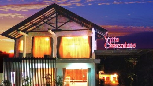 Villa dekat wisata kampung gajah Bandung