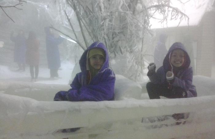 Wisata Bekasi Dunia Salju