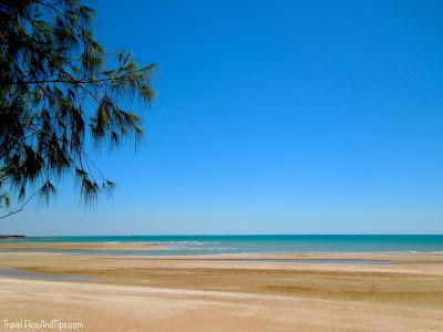 Casuarina Beach, Darwin, Australie