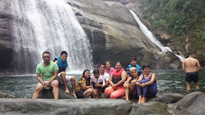 Tangadan Falls, La Union Trip Itinerary