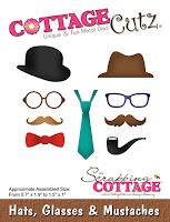 http://www.scrappingcottage.com/cottagecutzhatsglassesandmustaches.aspx