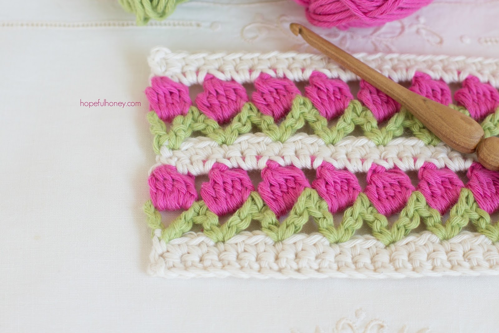 How To Crochet Tutorial Pictures : Hopeful Honey Craft, Crochet, Create: How To: Crochet ...