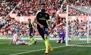 Arsenal FC Olivier Giroud