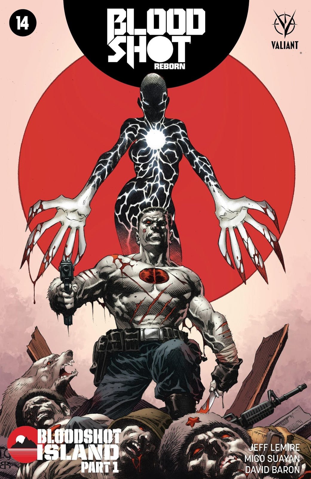 Bloodshot Relaunch Set for September | CBR