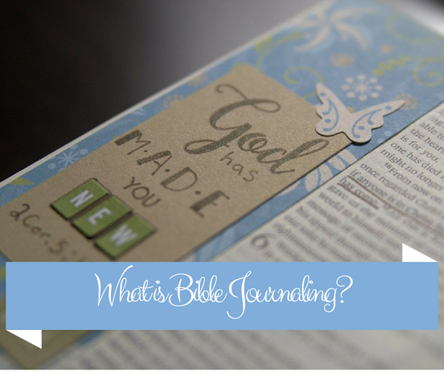 bible journaling, bible, art,