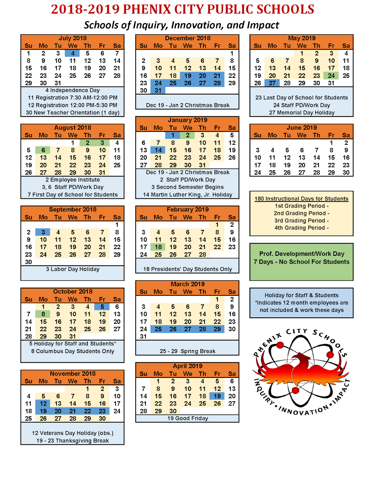 Presidents Day 2020 Calendar.2018 2019 And 2019 2020 Calendars Approved The Supe S Kitchen