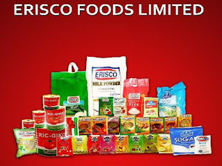 Erisco Foods Limited Recrutement du chef de l'audit interne
