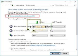 cara mengatasi laptop tidak mau mati setelah di shutdown windows 10