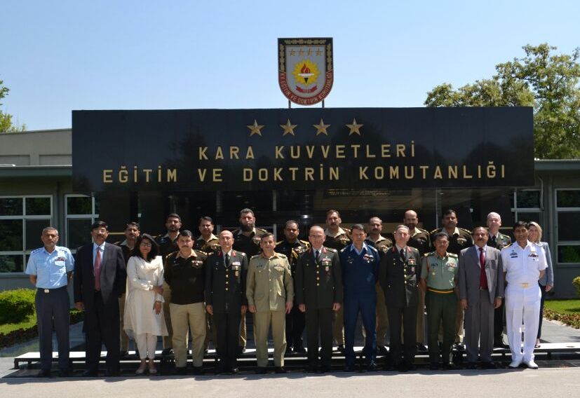 A blog of Pakistan-Turkey relations: National Defence