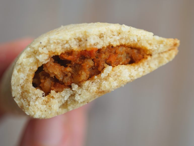 Low carb and vegan... Empanadasvegan