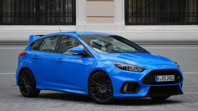 Ford Focus RS RS500 có gì khác so với các bản khác