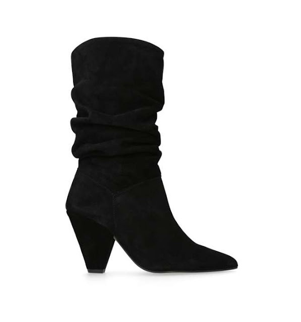 carvela scrunch ankle boots