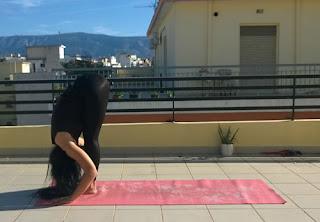 yoga:surya namaskar