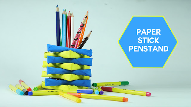How to Make Pencil Stand