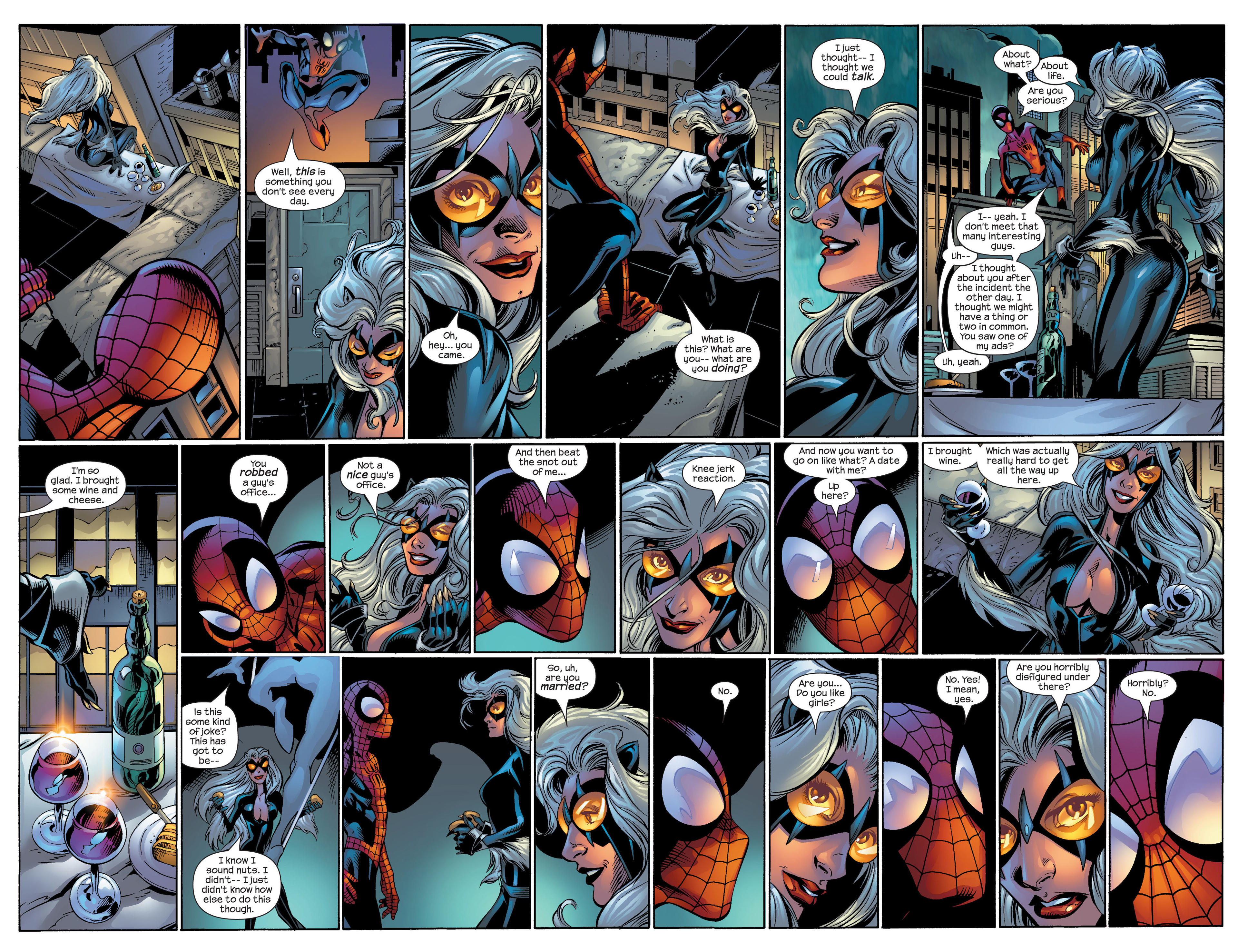 Read online Ultimate Spider-Man (2000) comic -  Issue #51 - 21