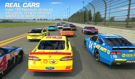 Download Real Racing 3 mod apk