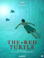 La tortuga roja (2016) subtitulada