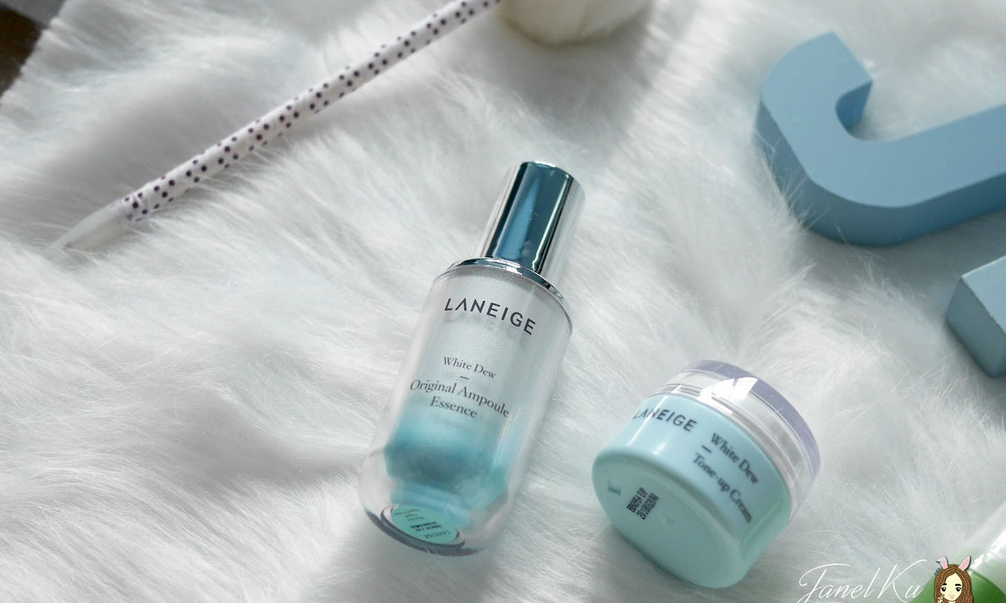 Review: Laneige's White Dew Original Ampoule Essence