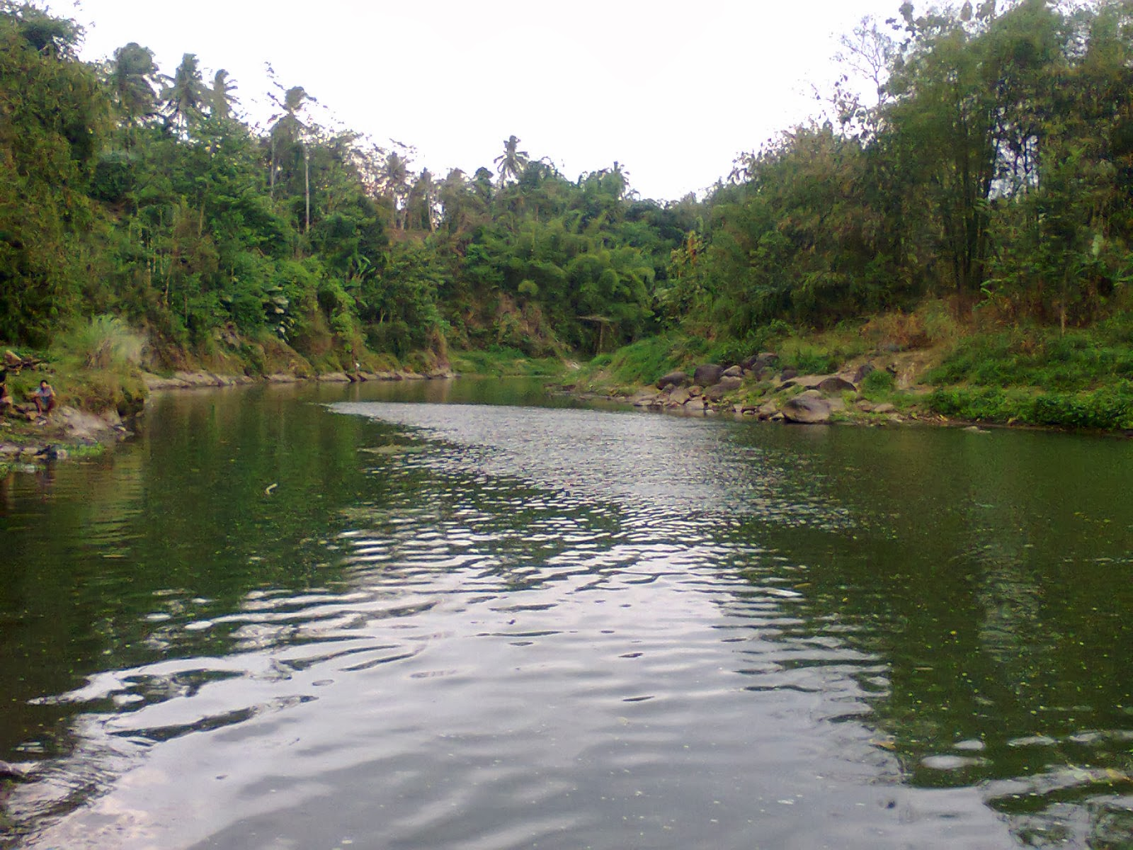 Spot Mancing Sungai
