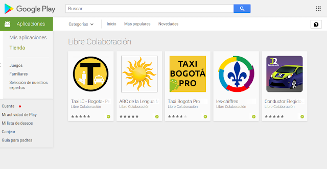 https://play.google.com/store/apps/developer?id=Libre+Colaboraci%C3%B3n