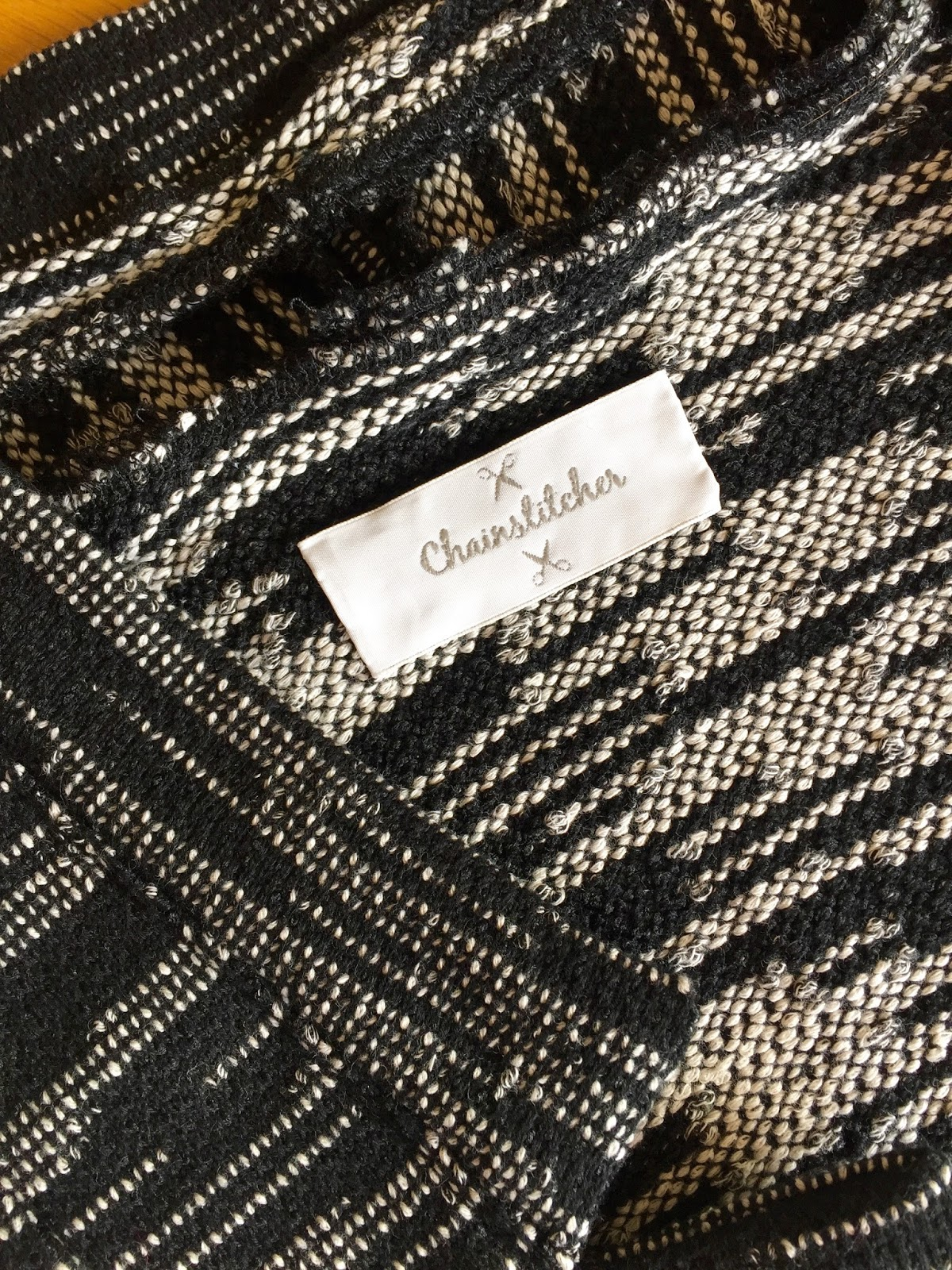 Custom Woven Clothing Labels from Nominette | Diary of a Chain