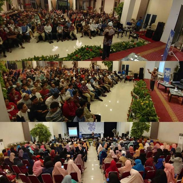 """Talkshow Inspiratif #YukNgaji Bekasi dengan tema """"The Power of Ngaji"""" 13 Desember 2017"""