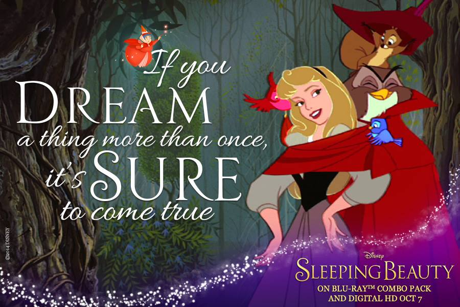 "Disney ""Sleeping Beauty"" on Blu-Ray Combo Pack and Digital HD"