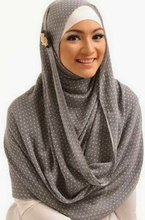 model hijab citra kirana